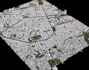 Bruxelles - Belgium 3D model