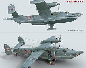 3D model Beriev Be-12