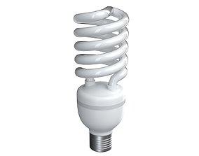 3D model Energy Saving Bulb