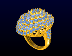 3D print model DIAMOND JEWELLERY modern