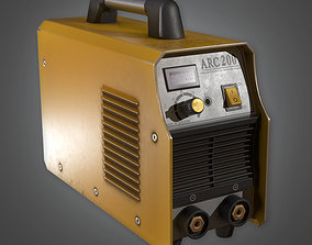 3D asset Electric Welder TLS - PBR Game Ready