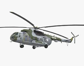 3D asset Mi-17 Czech Air Force