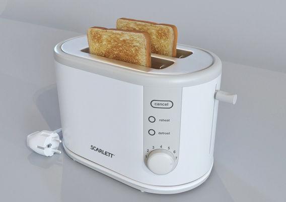 Toaster Scarlett sc-112