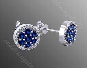 3D print model Earrings bi 7