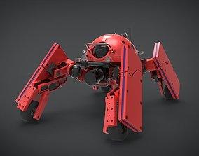 Logicoma 3D asset