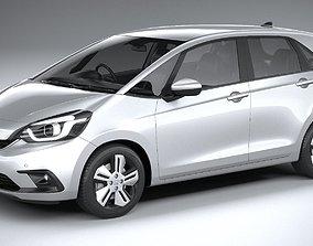 Honda Jazz 2020 3D model