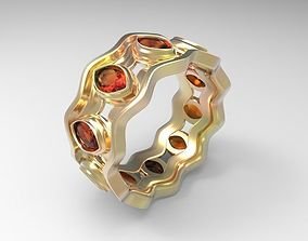 3D print model jewellery ladies Ring