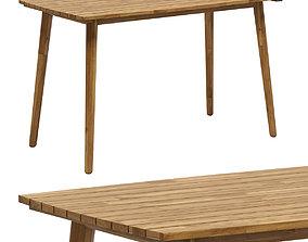 3D Trinidad table