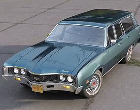 Montego MX Wagon 1970 3D