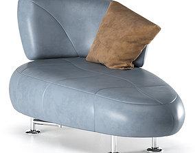 Kikko armchair by Leolux 3D