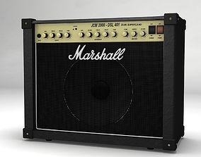 3D Marshall Amplifier