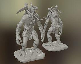 Voljin 3D print model