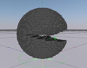 Pacmanpixel 3D