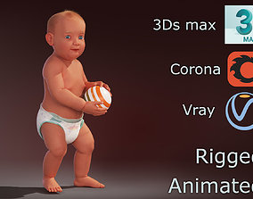 Baby for sale 3D