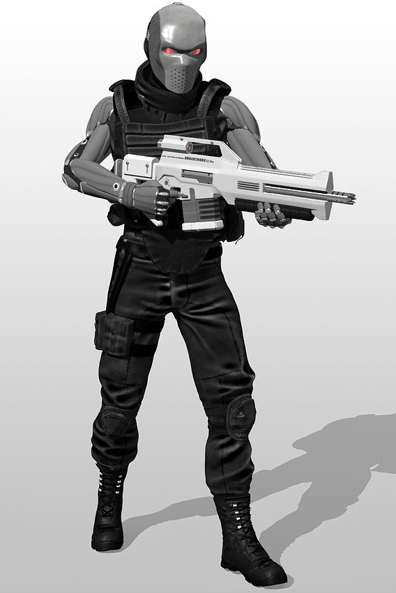 Augmented Soldier