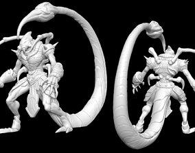 Scorpius 3D model