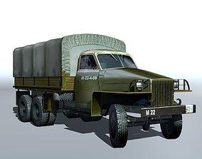3D model Studebaker-us6