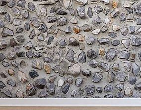 3D model Stone cladding Stone 020