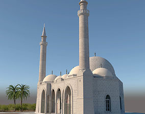 3D Old Mosque
