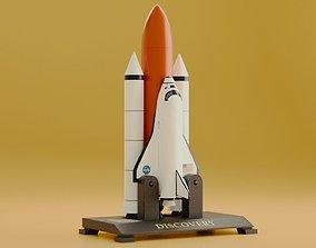 3D Spaceship toy