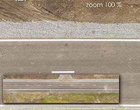 3D asset Aerial texture 294