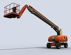 3D model Cherry Picker