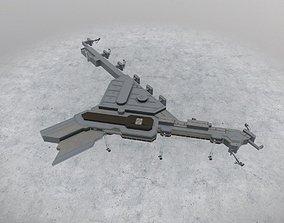 3D asset EGCC Terminal 3