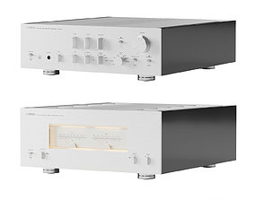 3D power C-5000 and M-5000 by Yamaha