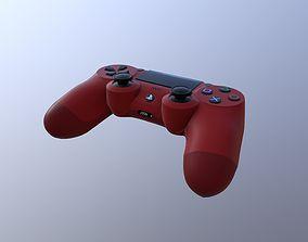 3D asset Playstation 4 Controller