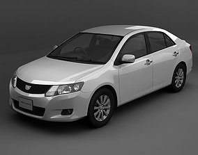 2008 Toyota Allion 3D model