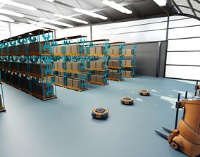 Warehouse Unit 3D