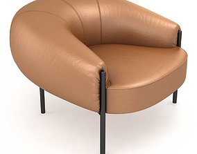 AMURA ISOLA Armchair 3D