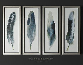 3D Uttermost Feathered Beauty S4
