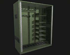 Weapon Cabinet 3D asset