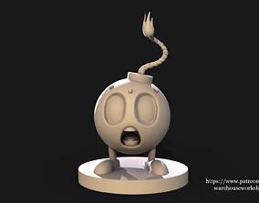 Bomber ball 3D print model