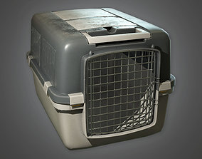 3D model Pet Carrier TLS - PBR Game Ready