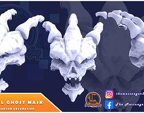 Spectral Ghost Mask spectral 3D printable model