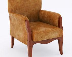 Modern Times 9446P armchair 3D model