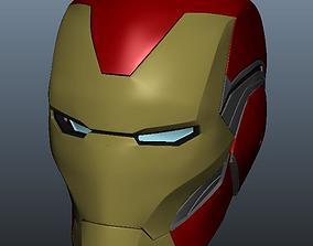 Avengers 4 ironman mk85 Helmet for 3Dprint model