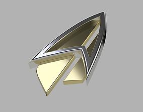 Star Trek Picard Communicator 2019 3D print model