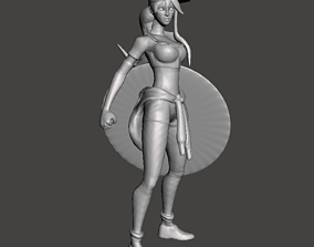 Pizza Delivery Sivir 3D Model