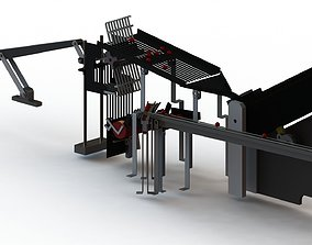 Marble Machine 05 3D model