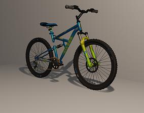 Mountain Bike 10 3D model