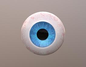 3D asset realtime Eyeball