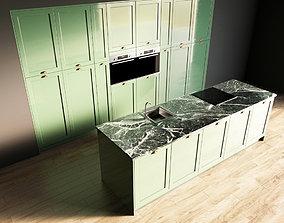 14-Kitchen2 glossy 2 3D
