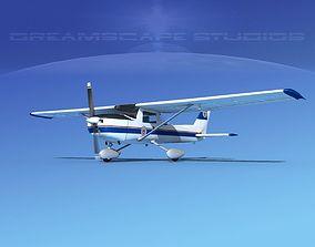 Cessna 152 Commuter V08 3D model