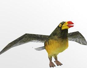 3D asset Oxpecker