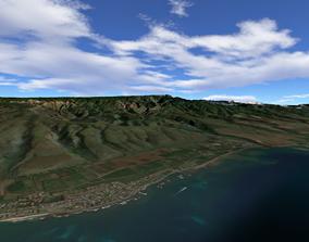 3D Waimea Canyon State Park Hawaii 8K