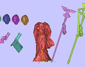 3D print model Psyker miniature