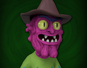 Scary Terry 3D printable model